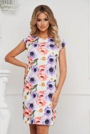 rochii de vara cu imprimeuri florale 2021