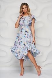 rochii de zi din voal de vara
