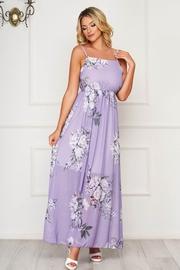 rochii lungi colorate de vara