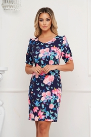 rochii lungi de vara cu floricele