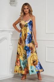 rochii lungi de vara din dantela