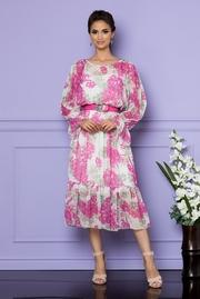 rochii rosii de ocazie de vara