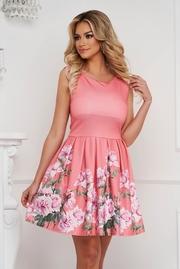 rochii scurte cu corset de vara
