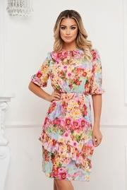rochii scurte cu spatele decupat de vara