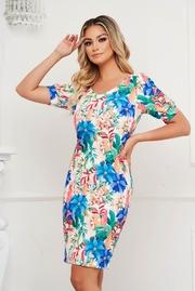 rochii vara cu imprimeu floral online