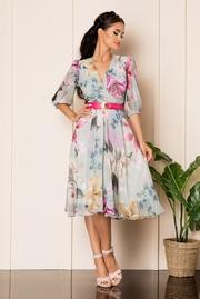 rochii vara cu imprimeu floral