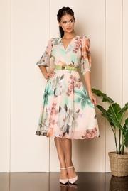 rochite de vara cu imprimeu floral