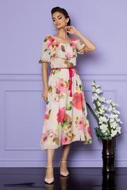 rochite de vara cu imprimeuri florale